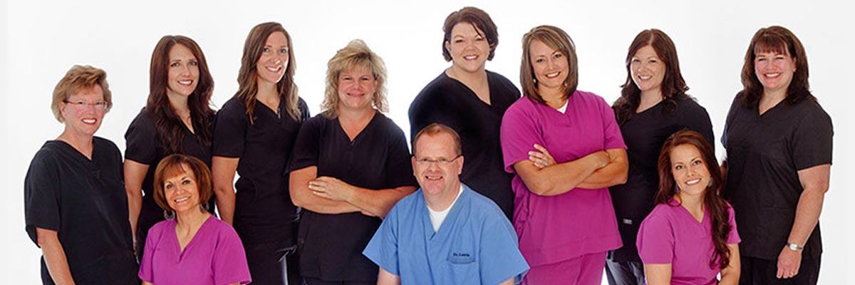 sandy family dentistry staff